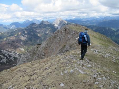 Veliki vrh Begunjščice