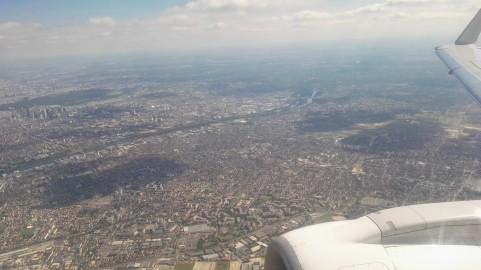 Pariz iz letala