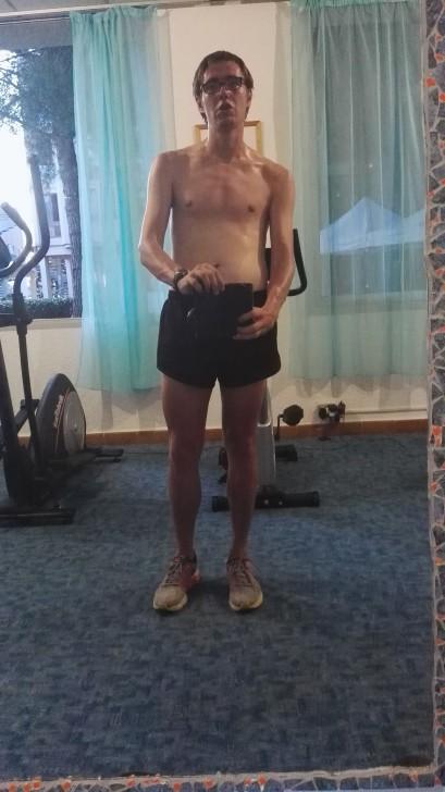 V zadnjem obdobju tečem brez nogavic