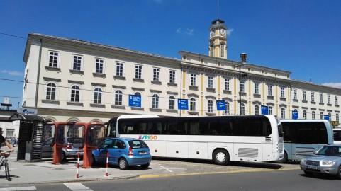 Avtobusna sramota v Ljubljani