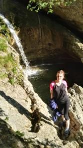 Tolmun nad Petim slapom