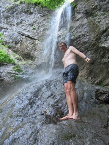 Pod Četrtim slapom