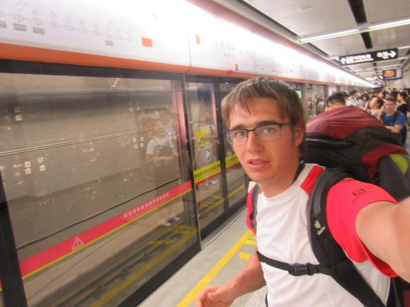 Metro v Guangzhou