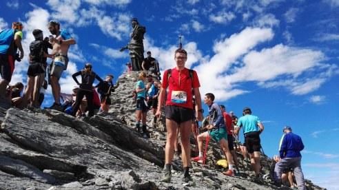 Vrh Rocciamelome (2538 m)