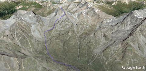 Pot na goro