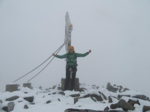 Vrh Glödisa (3206 m)