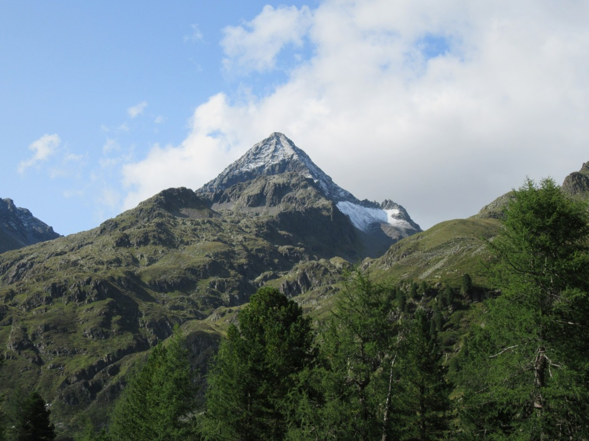 Glödis (3206 m)