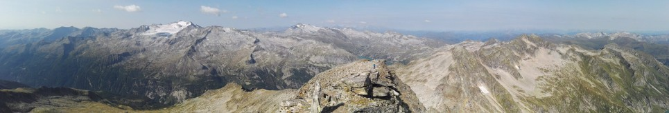 Panorama z vrha