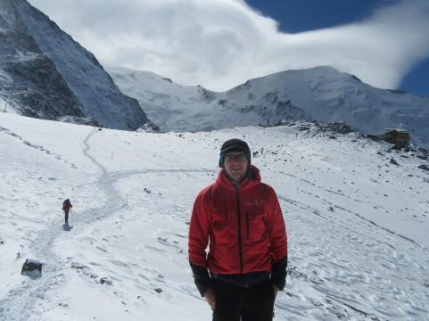 Ledenik Tete Rouse