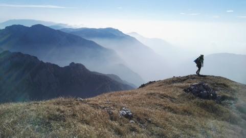 Prozorna megla v Ljubljanski kotlini