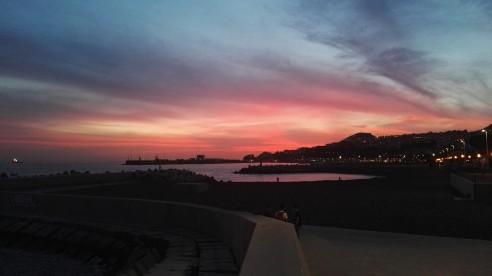 Funchal ponoči