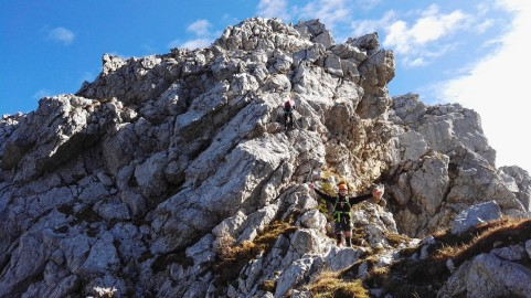 Sestop s Torre Clampil