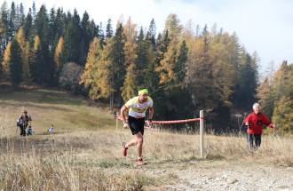 Zmagovalec teka - Avstrijec Stefan Wernig