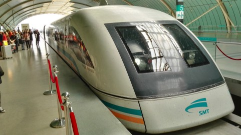 Vlak Maglev