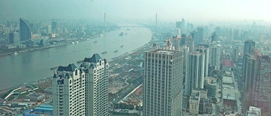 Reka Huangpu