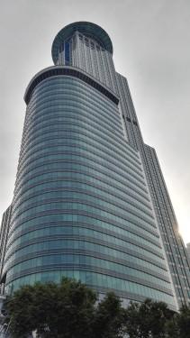 Moj 232 m visok hotel
