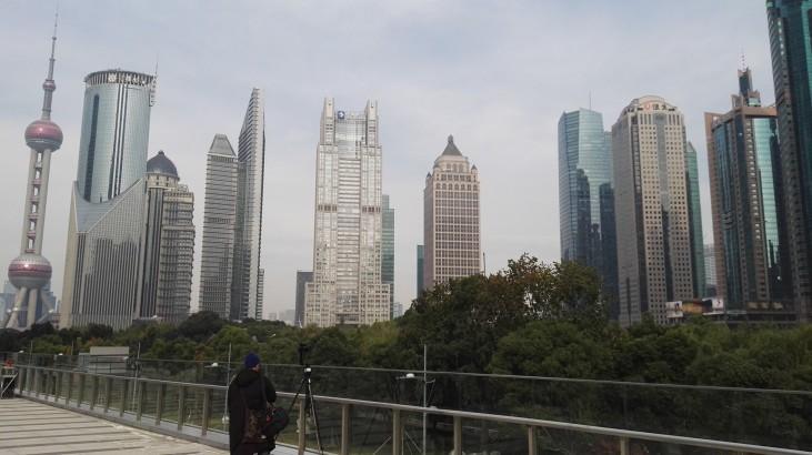 Četrt Pudong