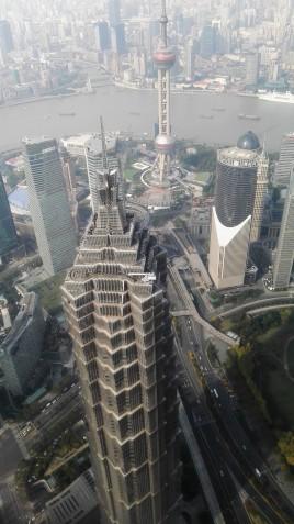 Jin Mao Tower iz SWFC