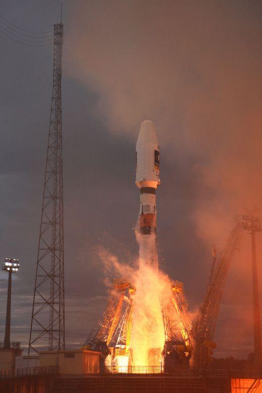 Izstrelitev satelitov navigacijskega sistema Galileo