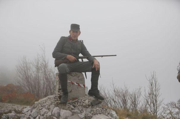 Vojak na straži