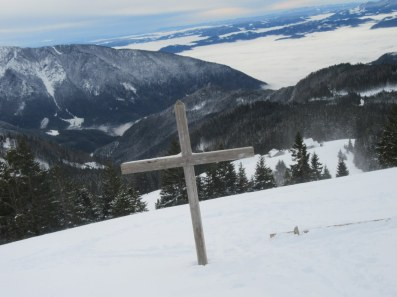 Križ nad Kofcami