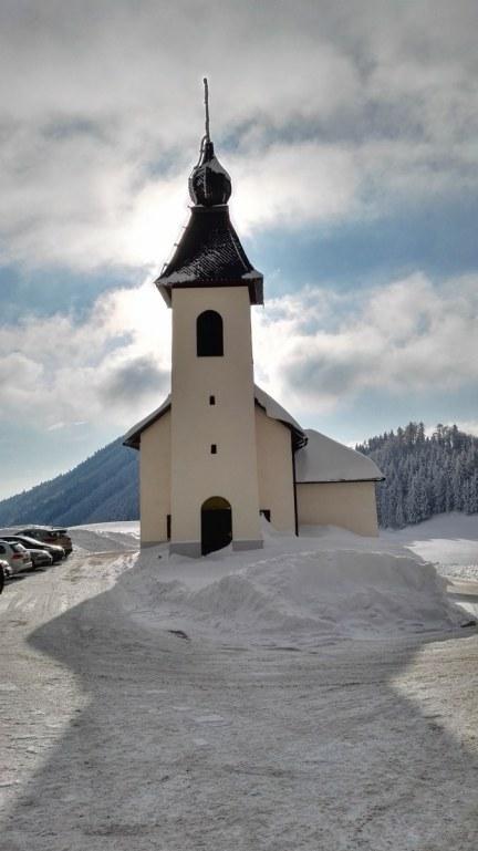 Cerkev Marije Pomočnice na Prtovču