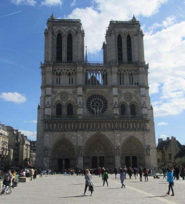 Katredale Notre Dame