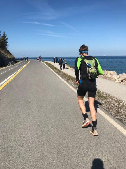 Nekdanja obalna cesta Koper-Izola