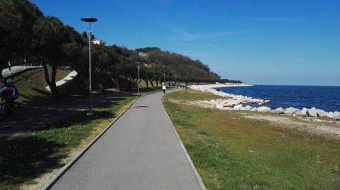 Obalna cesta Koper-Izola