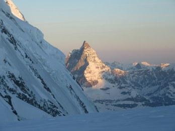 Matterhorn kuka izza vogala