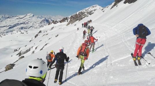 Ogromno planincev