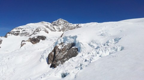 Čudovit ledenik