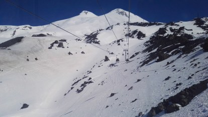 Žičnica na Elbrus