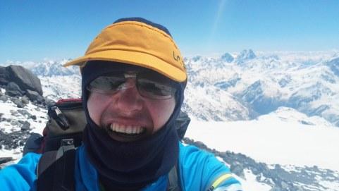 """Moj """"izum"""" med vzponom na Elbrus"""
