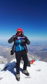 Na Elbrusu