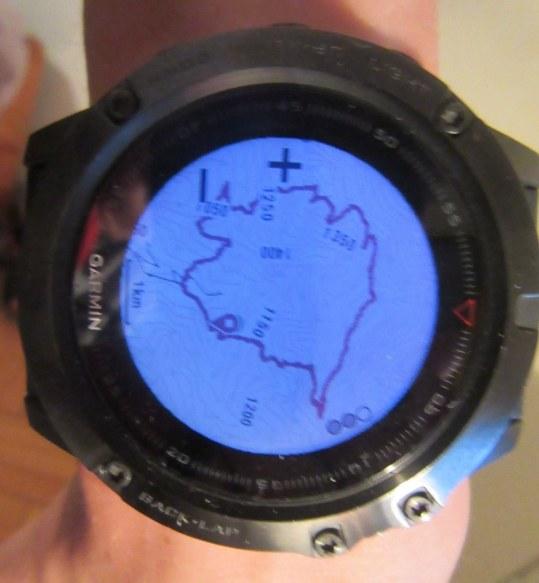 GPS sledi zadnje ture na Golico