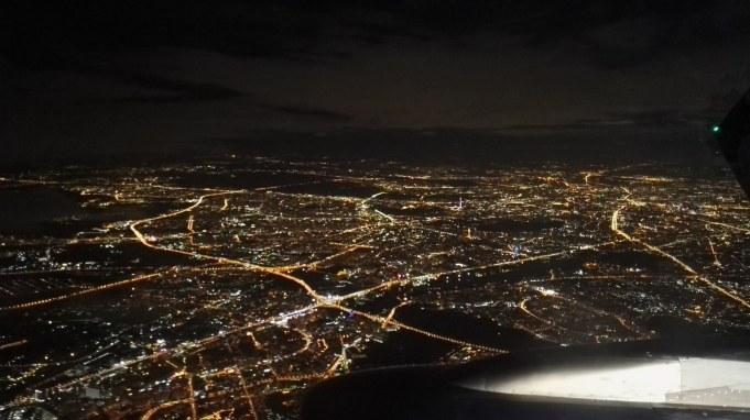 Moskva ponoči