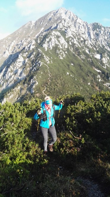 Vzpon na Bašeljski vrh