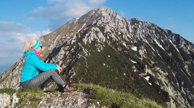 Saša na Bašeljskem vrhu