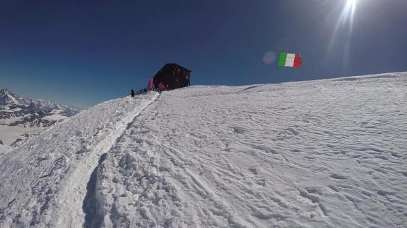 Koča Margherita (4554 m)