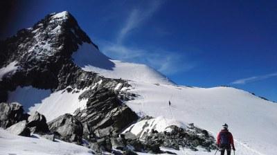 Vršna piramida Grossglocknerja