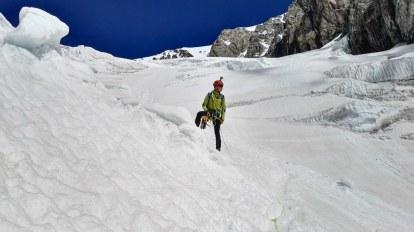 Sredi ledenika Dome