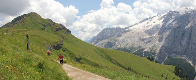 Vrh zadnjega vzpona (Foto: Tajda B.)