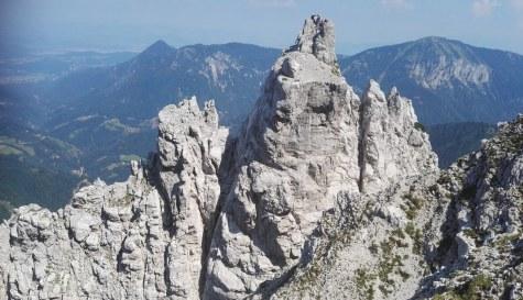 Cjajnik z grebena Košute