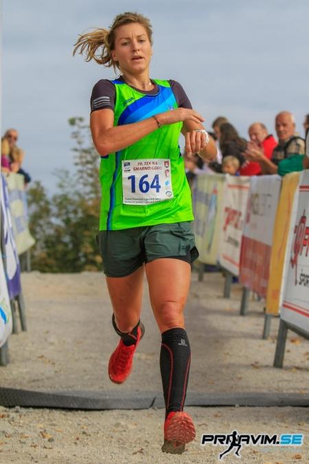 Barbara Trunkelj (Foto: Prijavim.se)