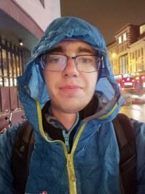 Tipično Londonsko deževno vreme