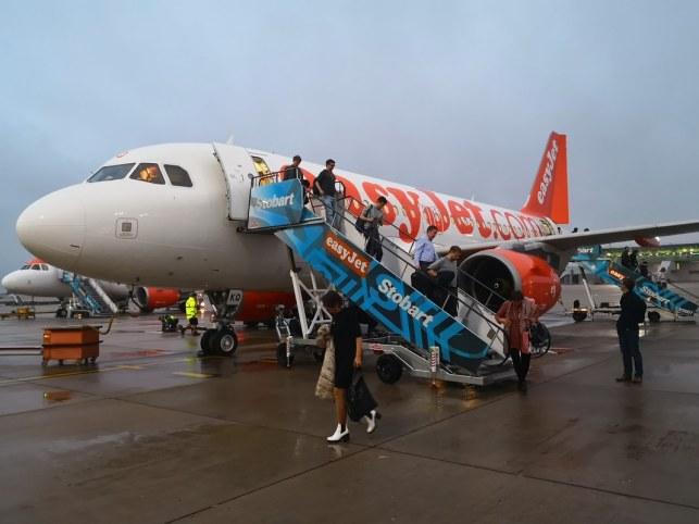 Letališče Stansted