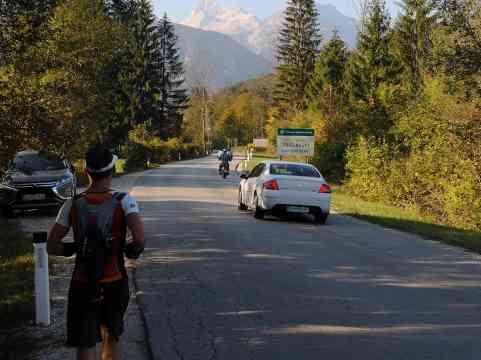 Po cesti do izhodišča
