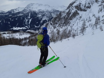 Smuka na planino Stubhohe