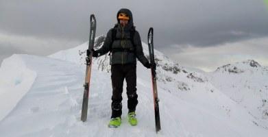 Na vrhu gore
